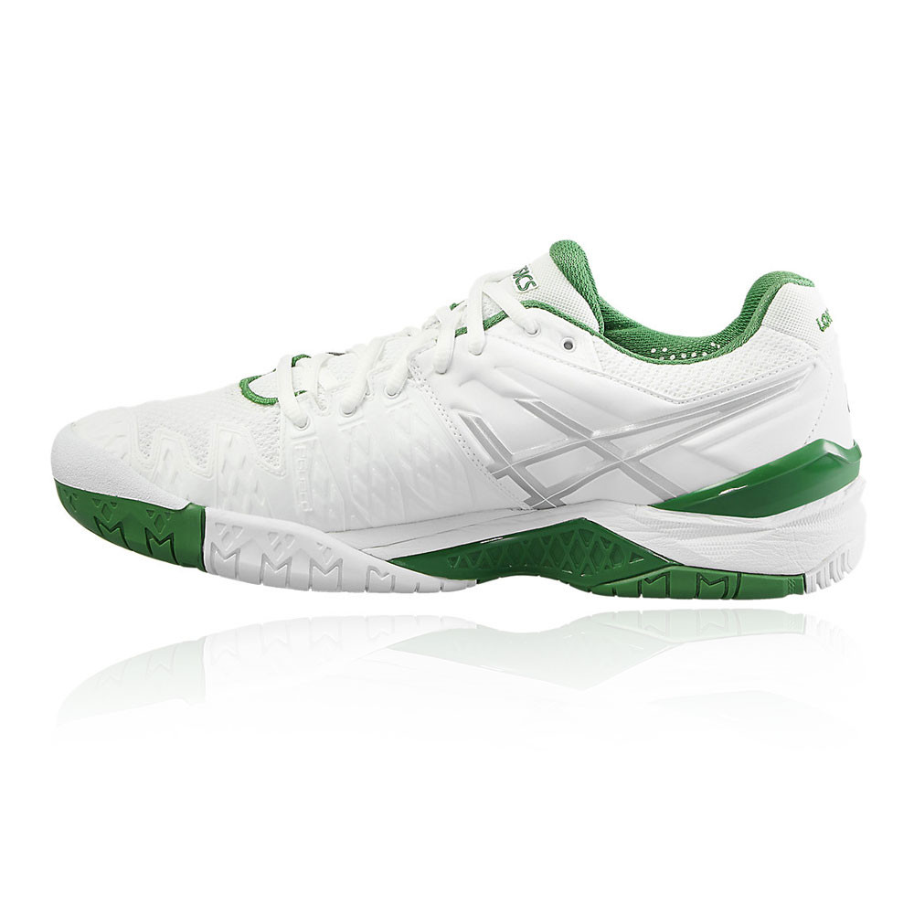 ... Asics GEL-RESOLUTION 6 L.E. LONDON Tennis Shoe ...