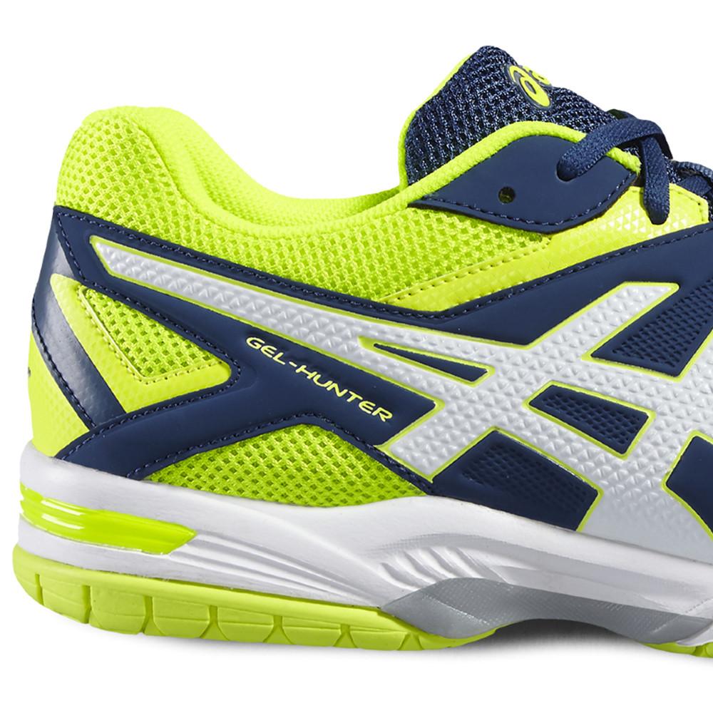 ... Asics Gel-Hunter 3 Indoor Court Shoe - SS18