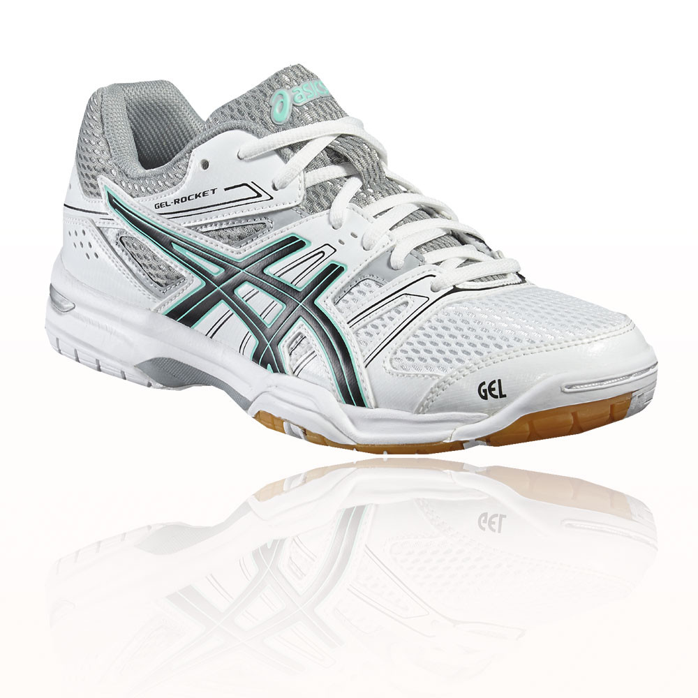 Asics Gel Rocket Womens Court Shoes