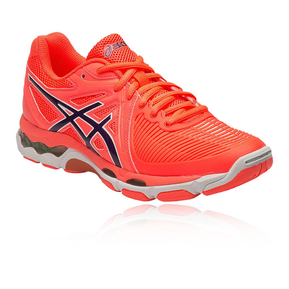 Asics-Gel-Netburner-Ballistic-Womens-Pink-Orange-Netball-