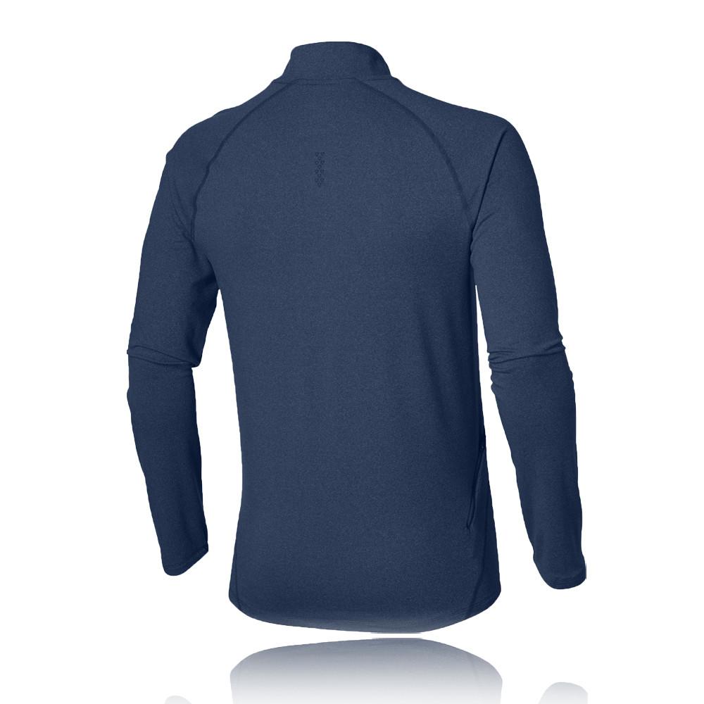 ASICS 1/2 Zip Long Sleeve Running Top - AW16