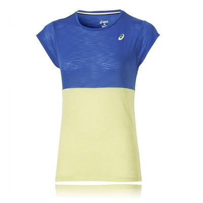 ASICS femmes Mesh T-shirt de Course - SS16