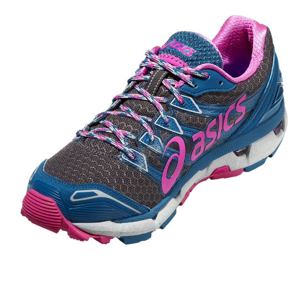Asics Gel Fuji Sensor  Women S Running Shoes