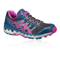 Asics Gel Fuji Sensor 3 para mujer zapatillas de running