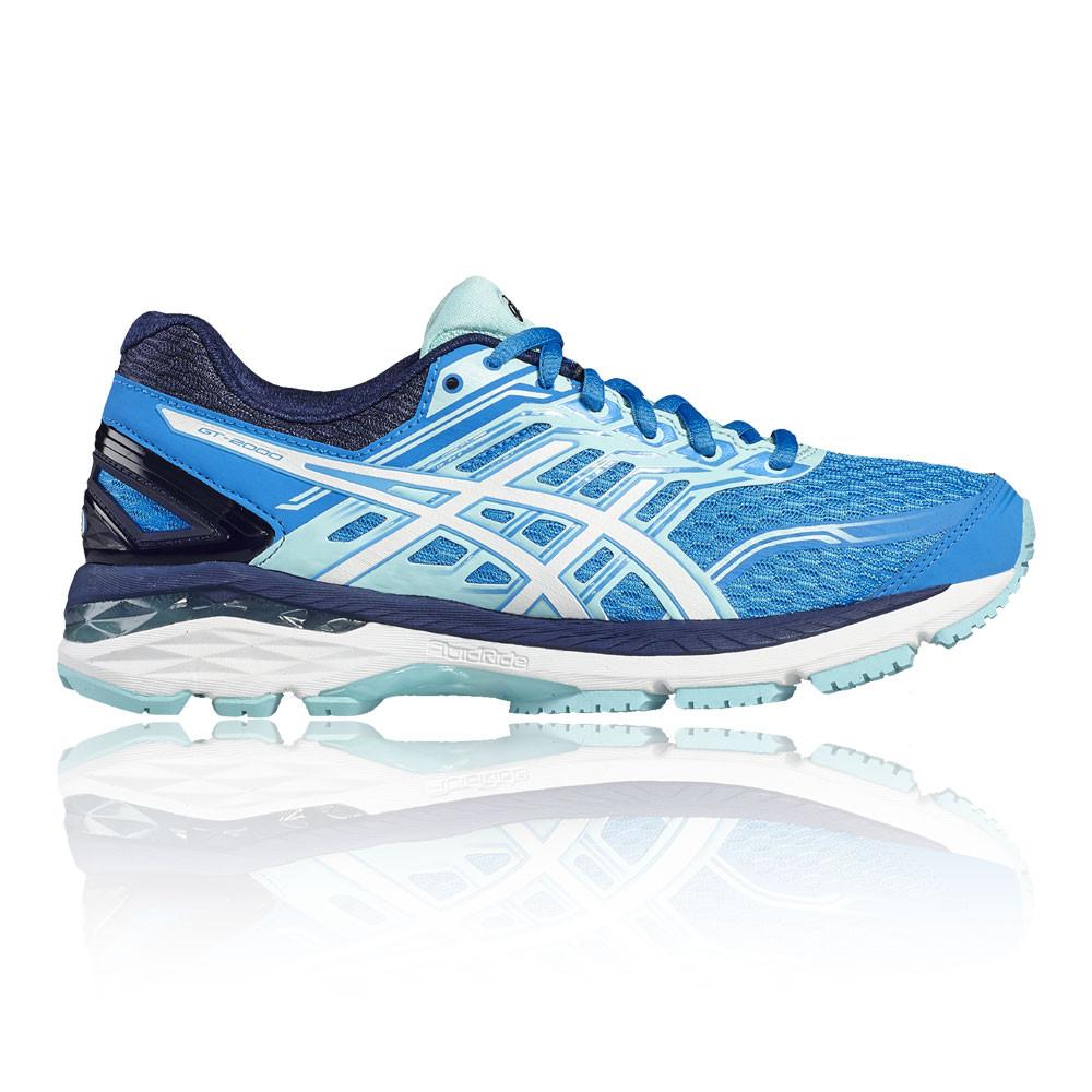 Details zu Asics GT 2000 5 Damen Laufschuhe Jogging Schuhe Sportschuhe  Turnschuhe Blau