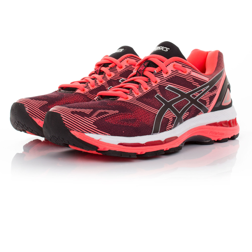 asics gel nimbus 19 femmes chaussures de running ss17 40 r duction. Black Bedroom Furniture Sets. Home Design Ideas