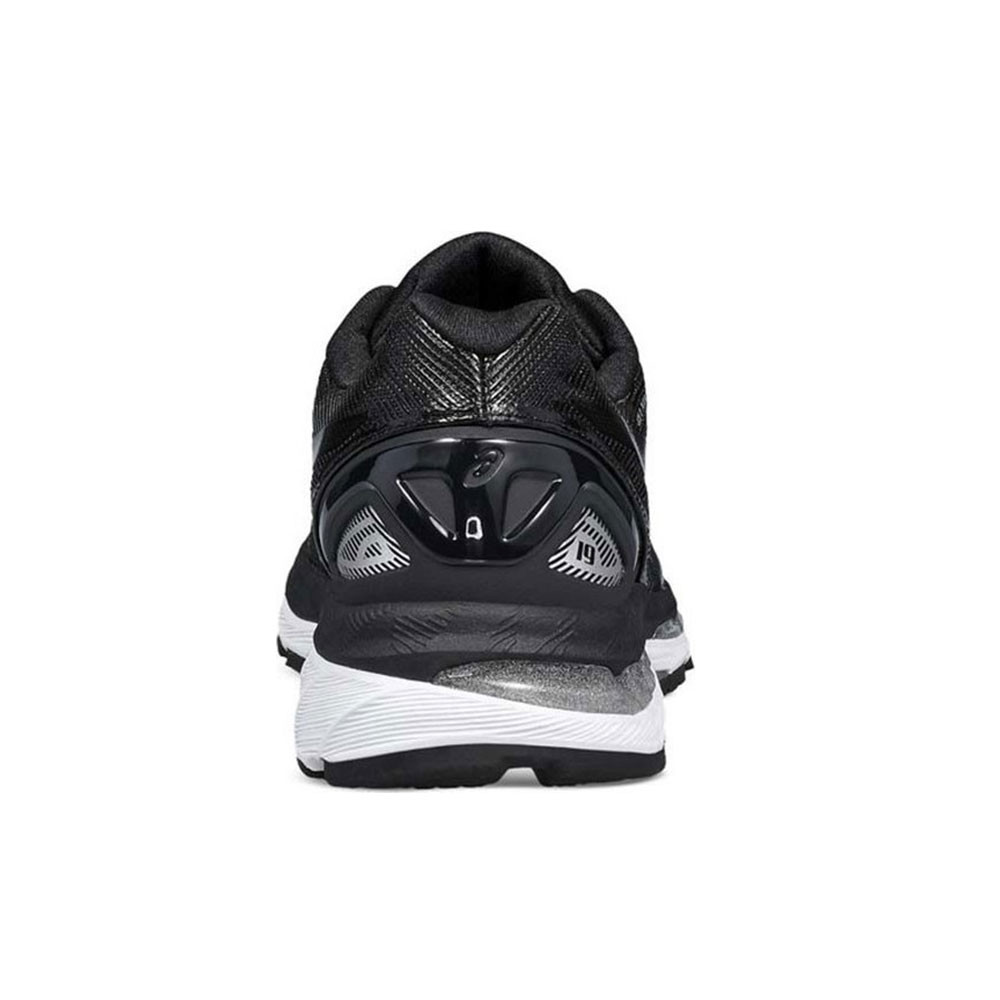a2a389aef Asics Mujer Negro Gel-Nimbus 19 Correr Deporte Zapatos Zapatillas Running
