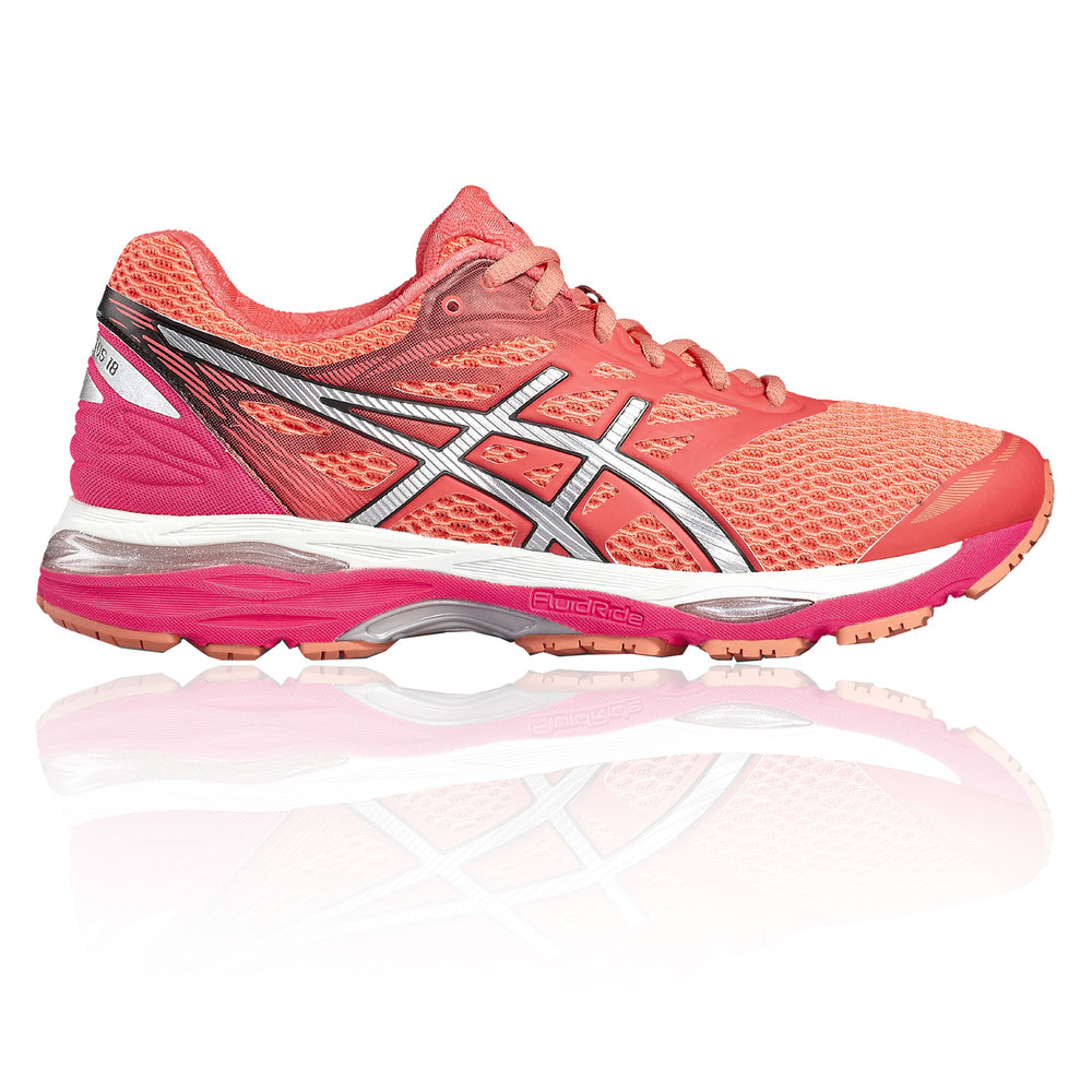 la meilleure attitude a166c 9df08 Asics Gel Cumulus 18 Women's Running Shoes