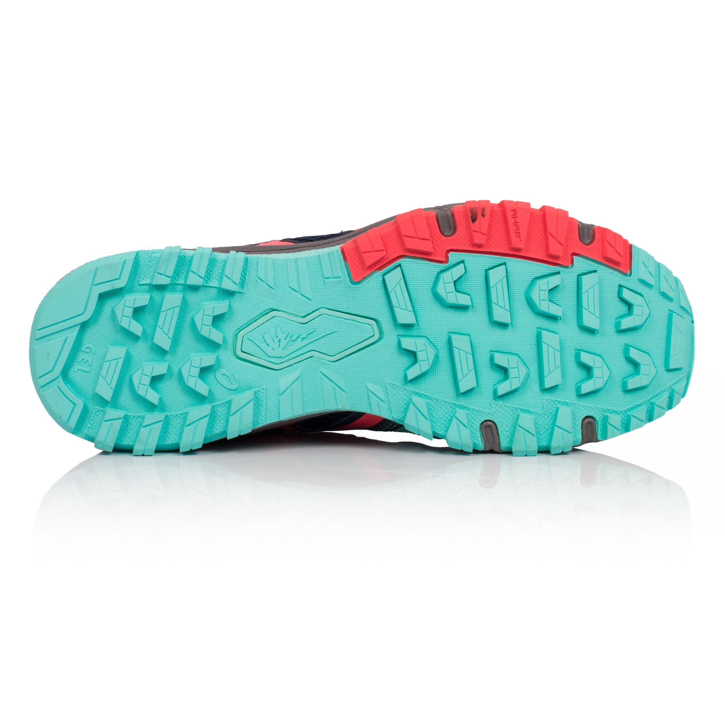 a2473945265 Asics Gel Fujiattack 5 Mujeres Negro Zapatillas Deportivas Trail Running  Correr