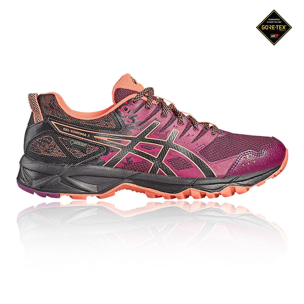 asics walkingschuhe damen test