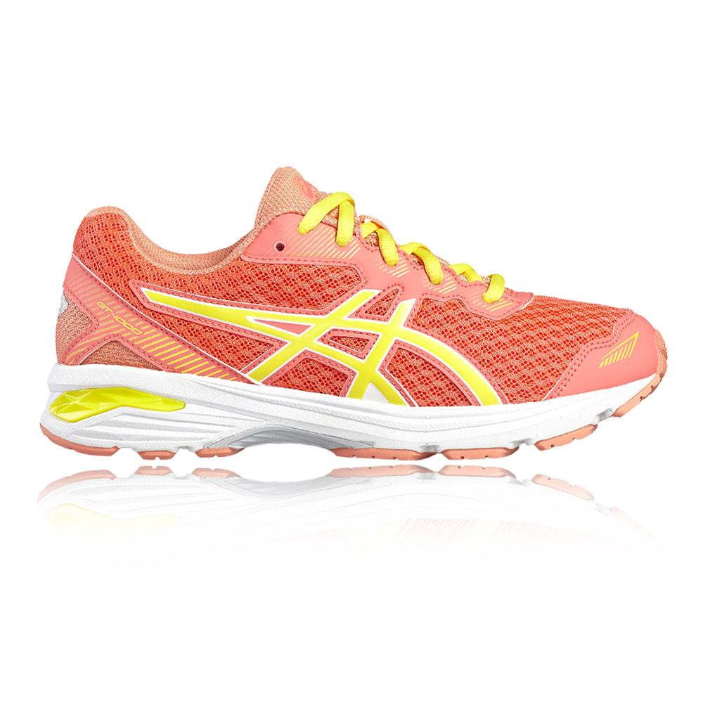 asics gt 1000 5 gs girls running shoes ss17 50 off. Black Bedroom Furniture Sets. Home Design Ideas