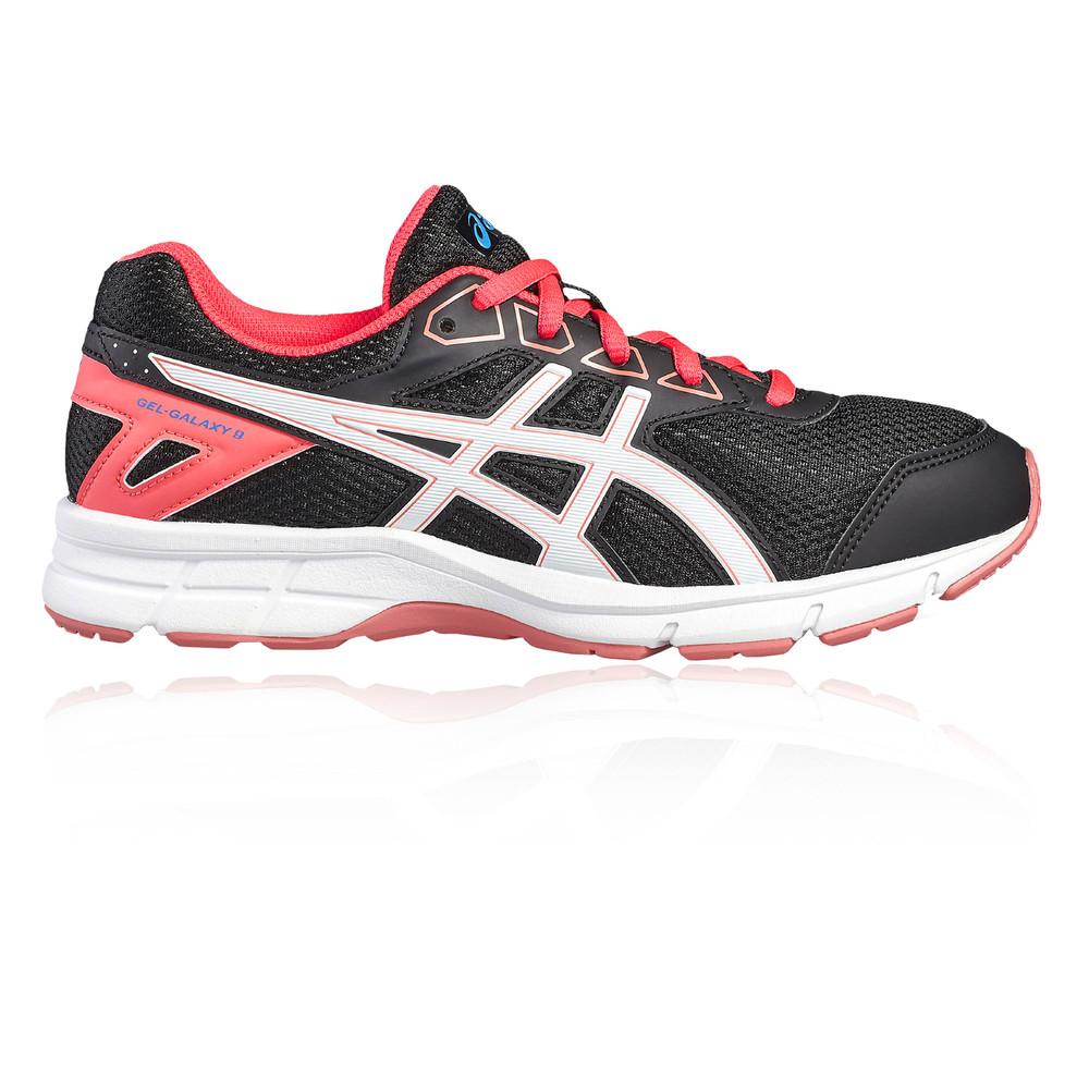 Details zu Asics Gel Galaxy 9 GS Kinder Laufschuhe Jogging Turnschuhe Sport  Schuhe Schwarz