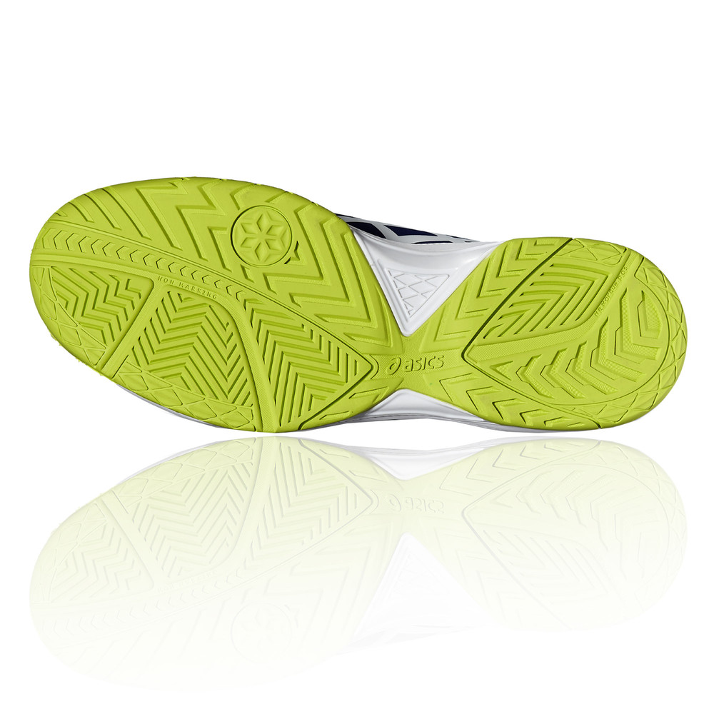 on sale 31cf9 8507c Asics Gel Dedicate 5 Mens Blue Tennis Shoes Sports Trainers Pumps ...