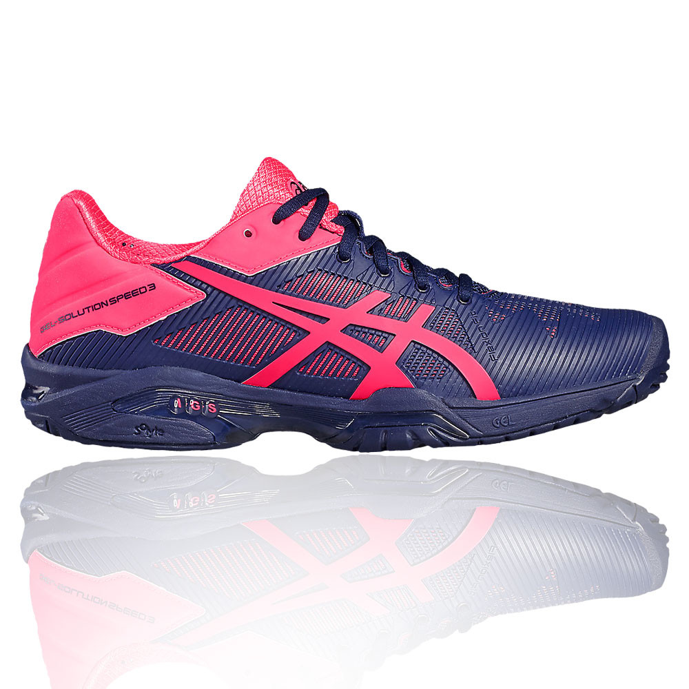 Asics Gel Solution Speed 3 para mujer zapatillas de tenis