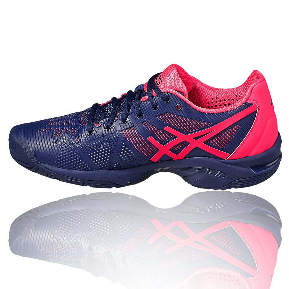 ce145cdf Asics Gel Solution Speed 3 Women's Tennis Shoes