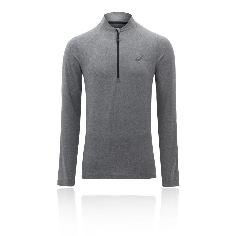 Asics LS Half Zip Running Jersey