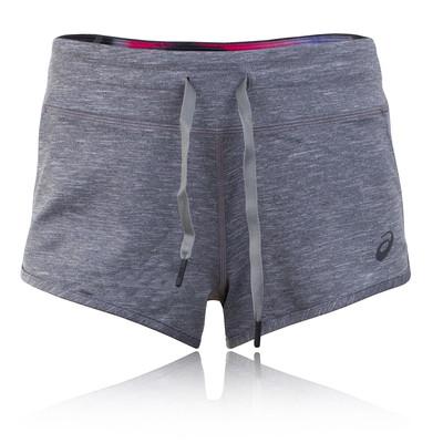 Asics pantaloncini da allenamento reversibili da donna