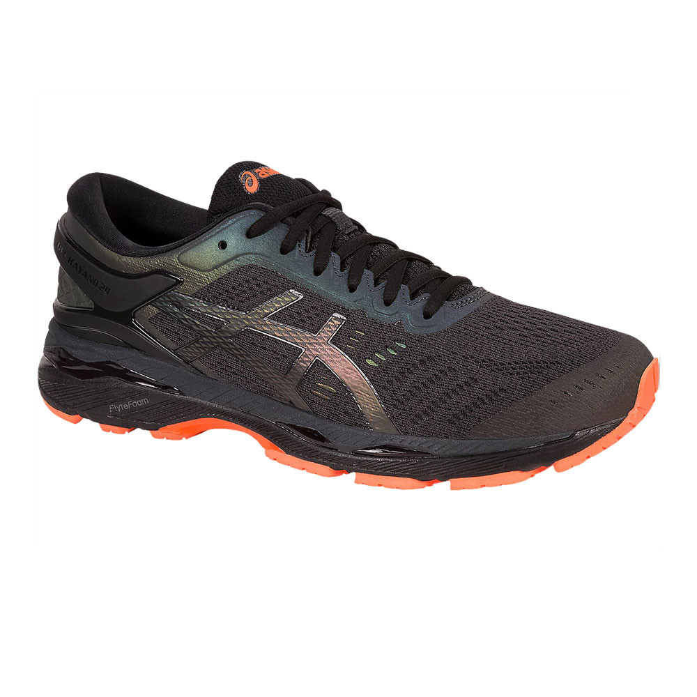 asics gel kayano 24 lite show running shoes aw17 30 off. Black Bedroom Furniture Sets. Home Design Ideas