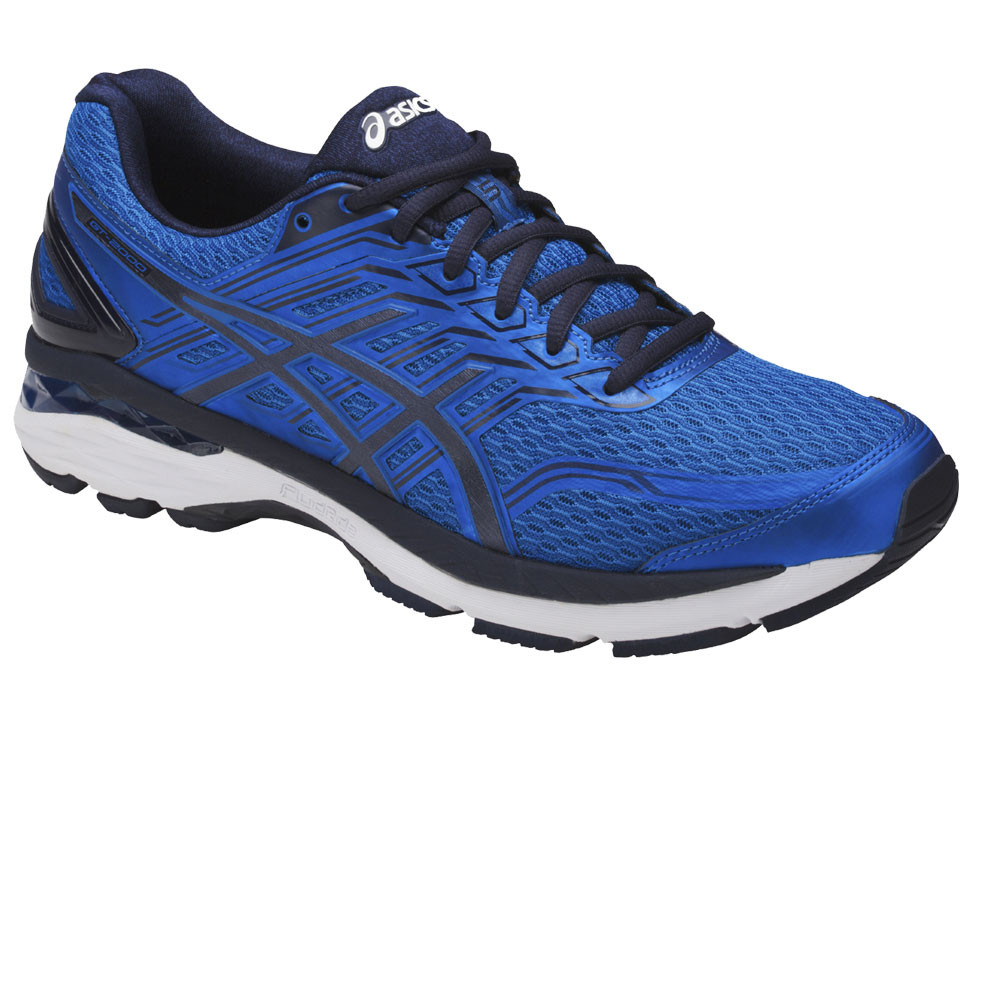 764297a7aec8 Asics GT-2000 5 Mens Blue Support Running Sports Shoes Trainers 2E Width