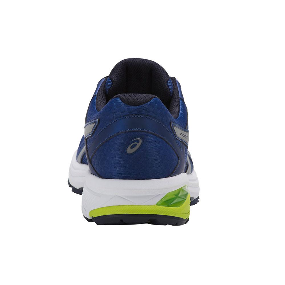 764f814470f Asics Hombre Azul GT-1000 6 Correr Deporte Zapatos Zapatillas Running  Calzado