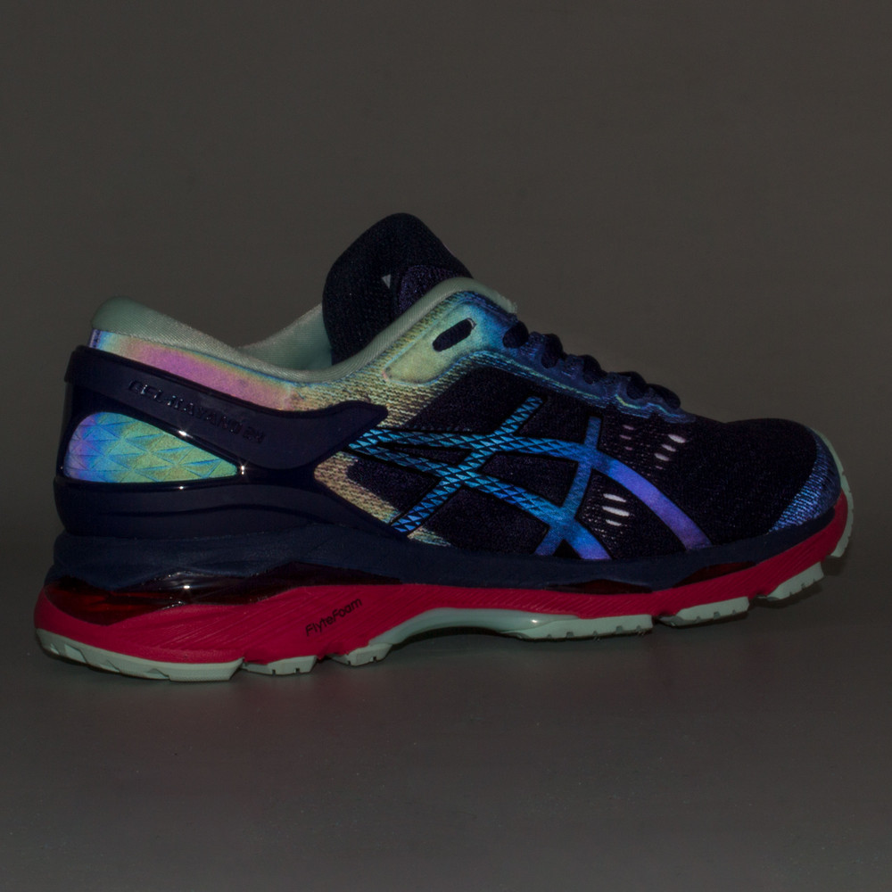 asics gel kayano 24 lite show women 39 s running shoes aw17 30 off. Black Bedroom Furniture Sets. Home Design Ideas