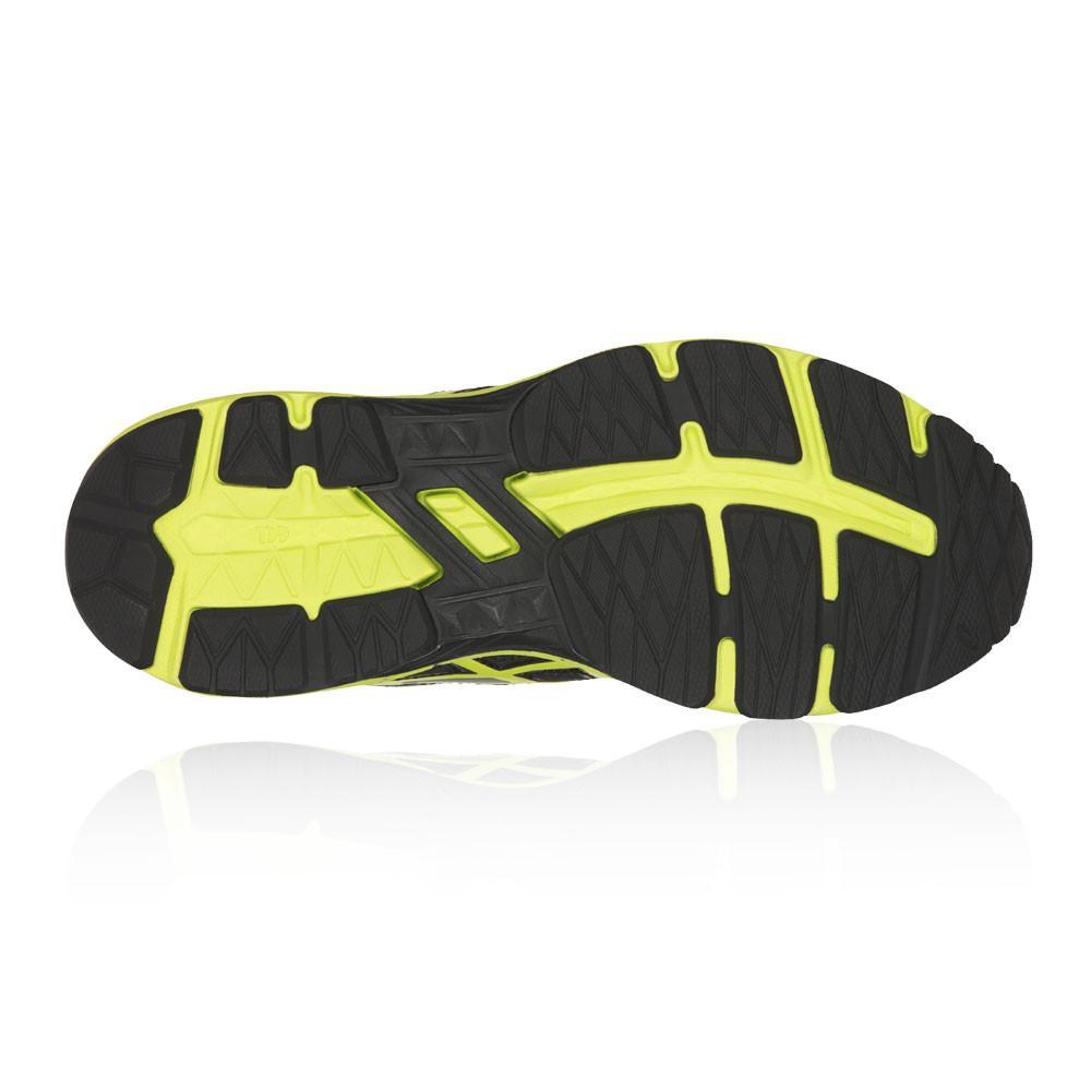 bfd10ee20769e Asics Gt-1000 6 Gs Enfant Jaune Noir Support Running Chaussures De Sport  Baskets