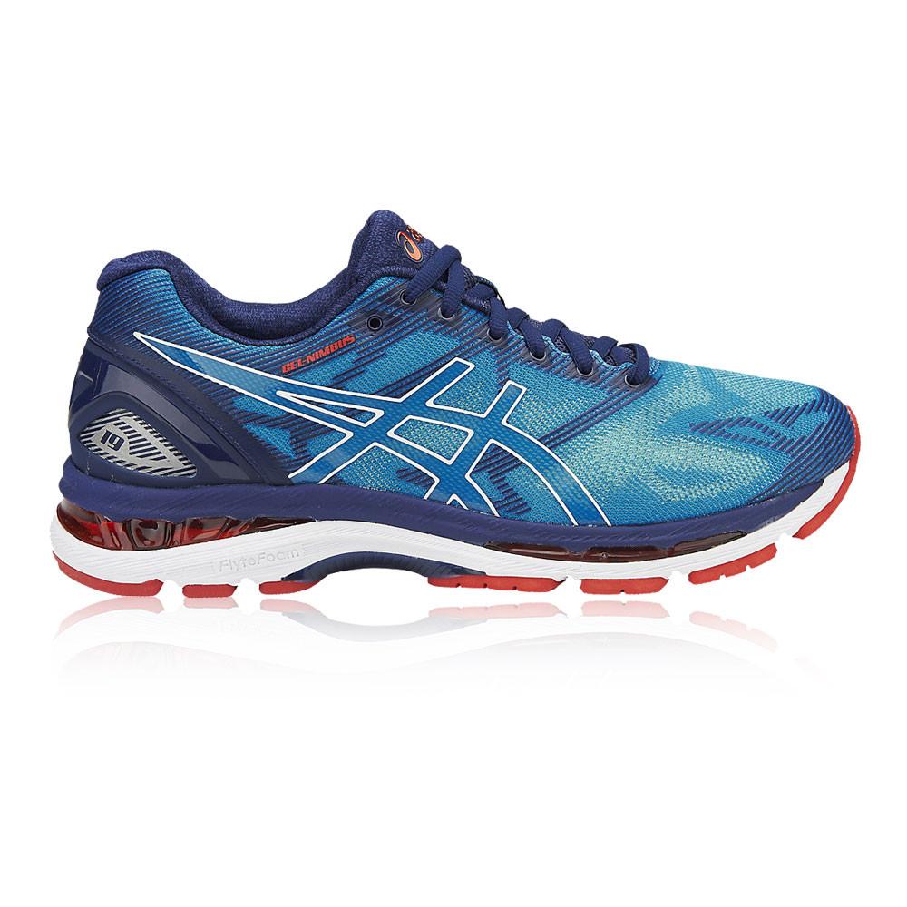 Asics Gel-Nimbus 19 chaussures de running (2E Width)