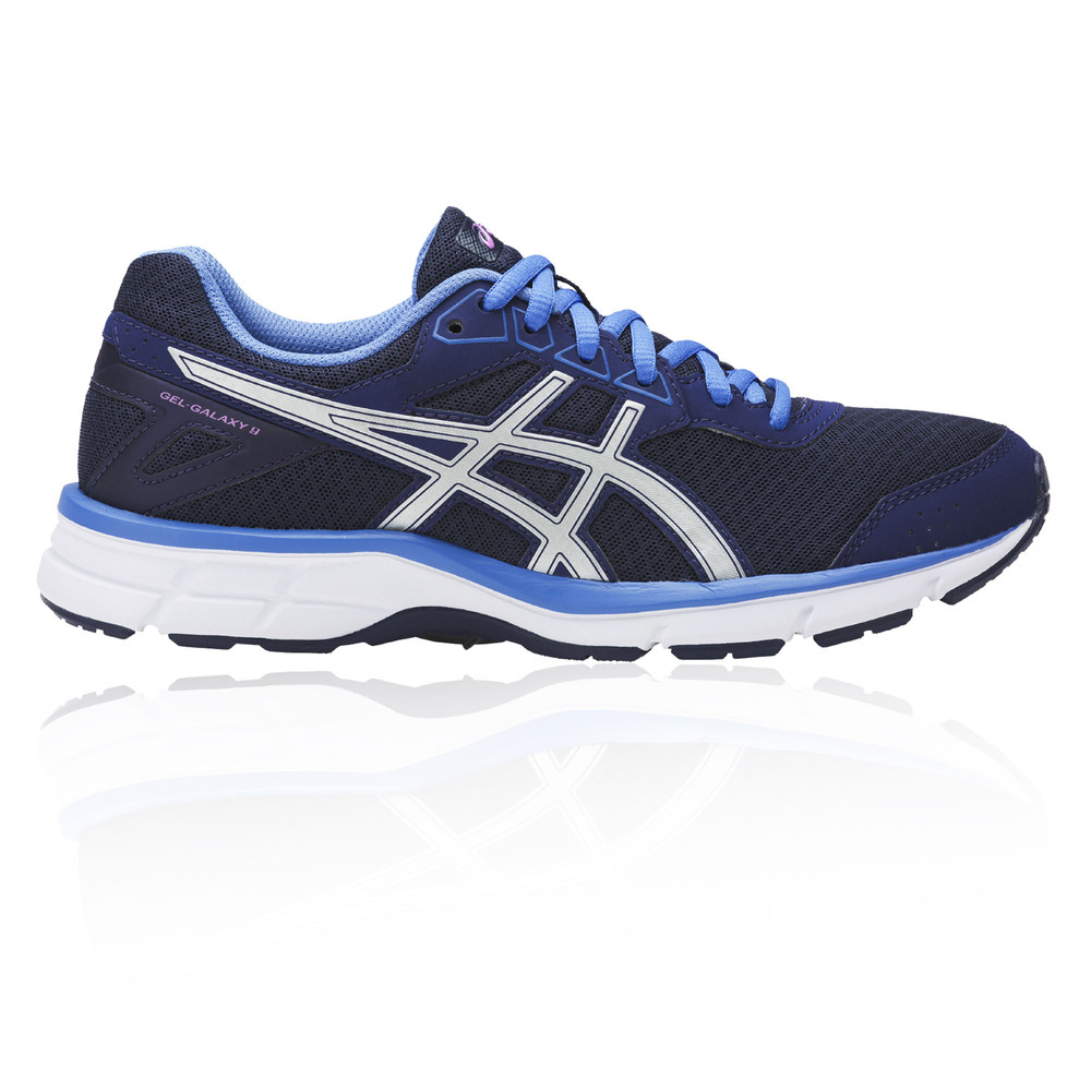asics trainers blue