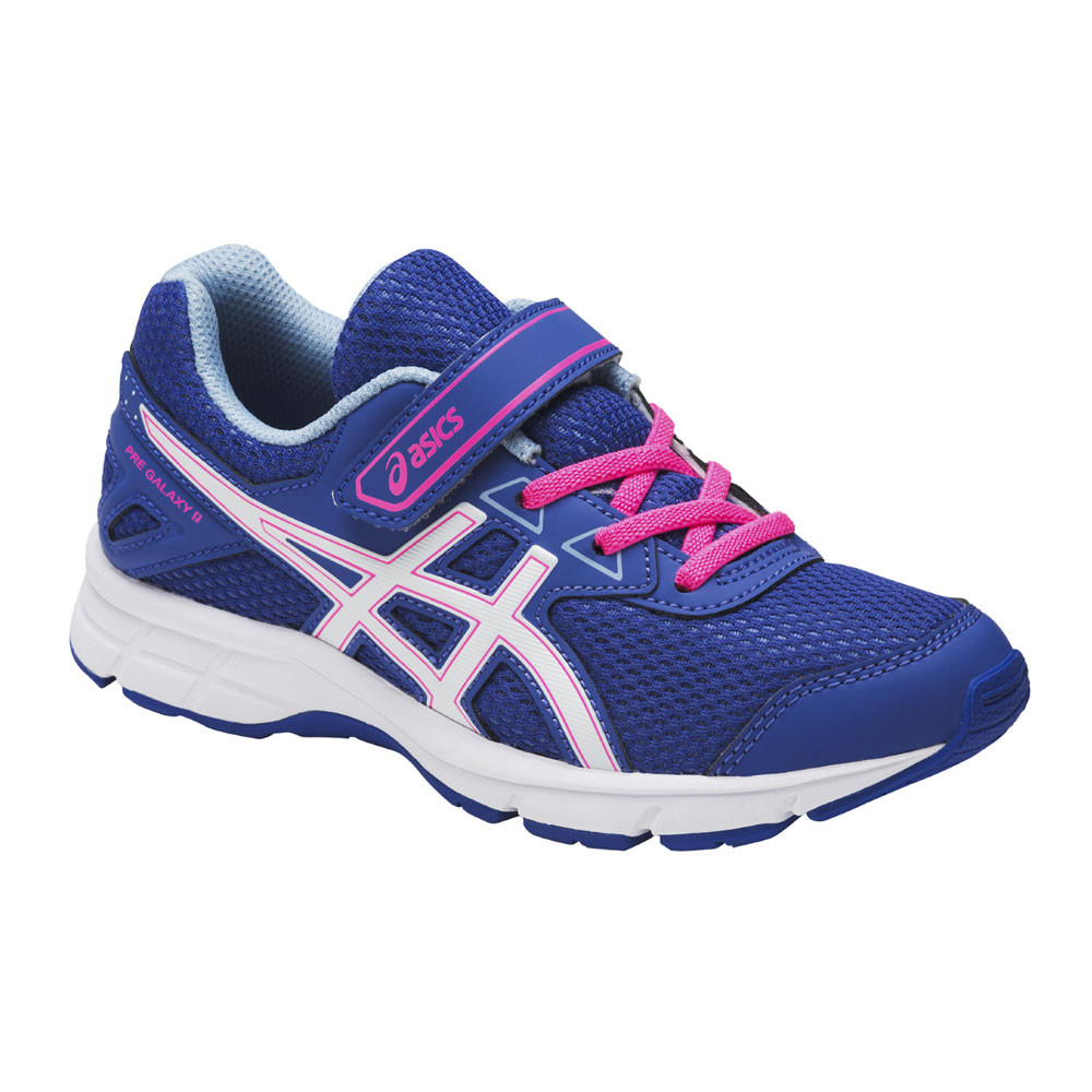 asics gel galaxy 9 ps junior running shoes aw17 50. Black Bedroom Furniture Sets. Home Design Ideas