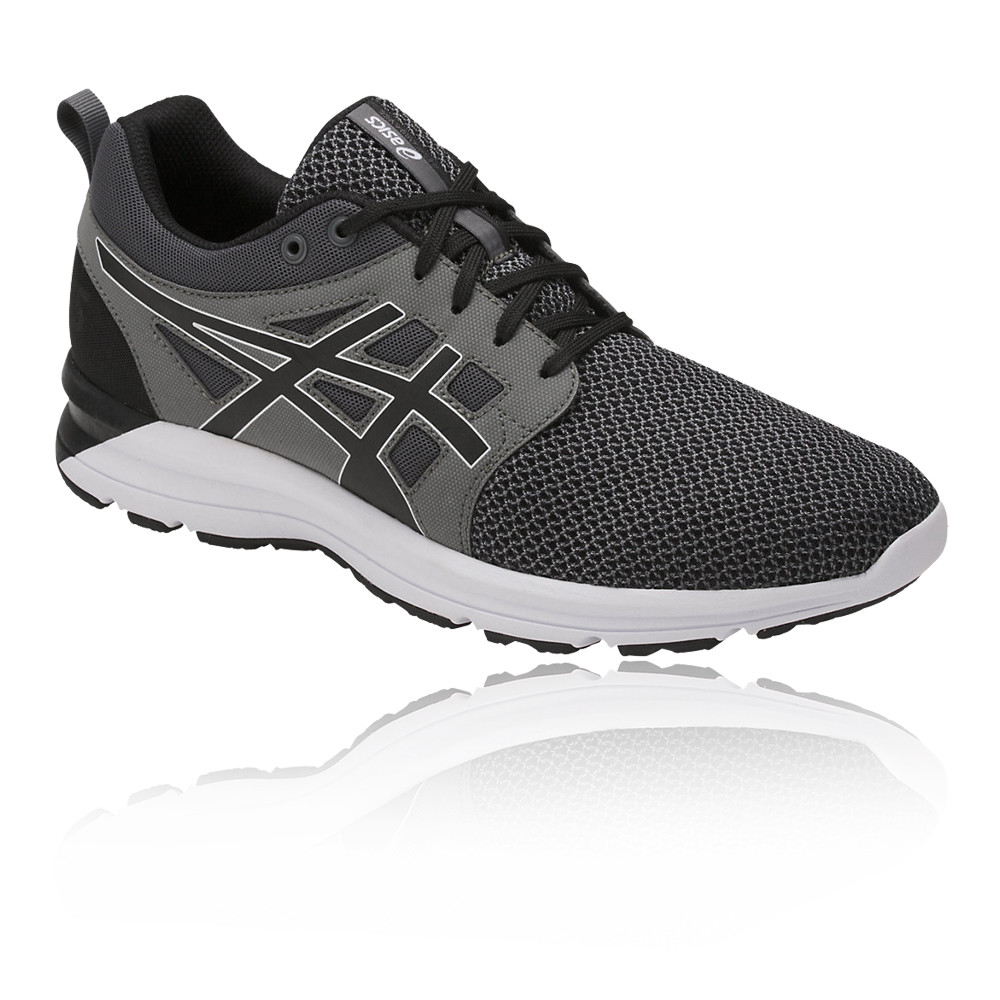 d36cf444 Details about Asics Mens Gel-Torrance Running Shoes Trainers Sneakers Black  Sports Breathable