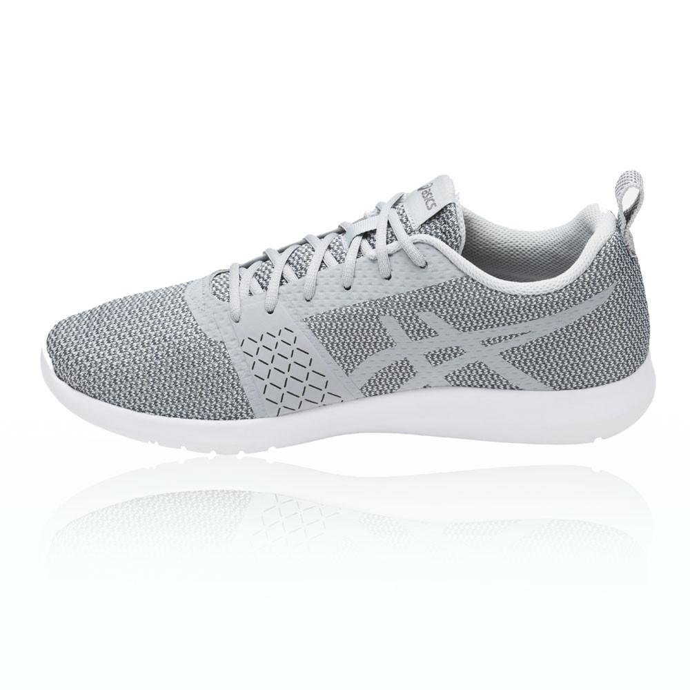 Kanmei Uomo Asics Grigio Stringate Ginnastica Scarpe Sneakers Corsa Da Sport qT7vxgwp