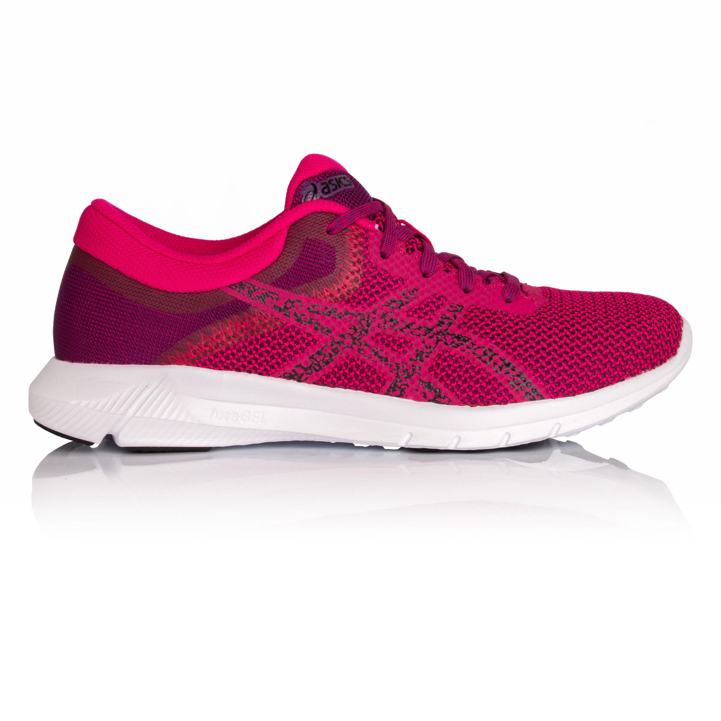 asics mujer zapatillas running rosa