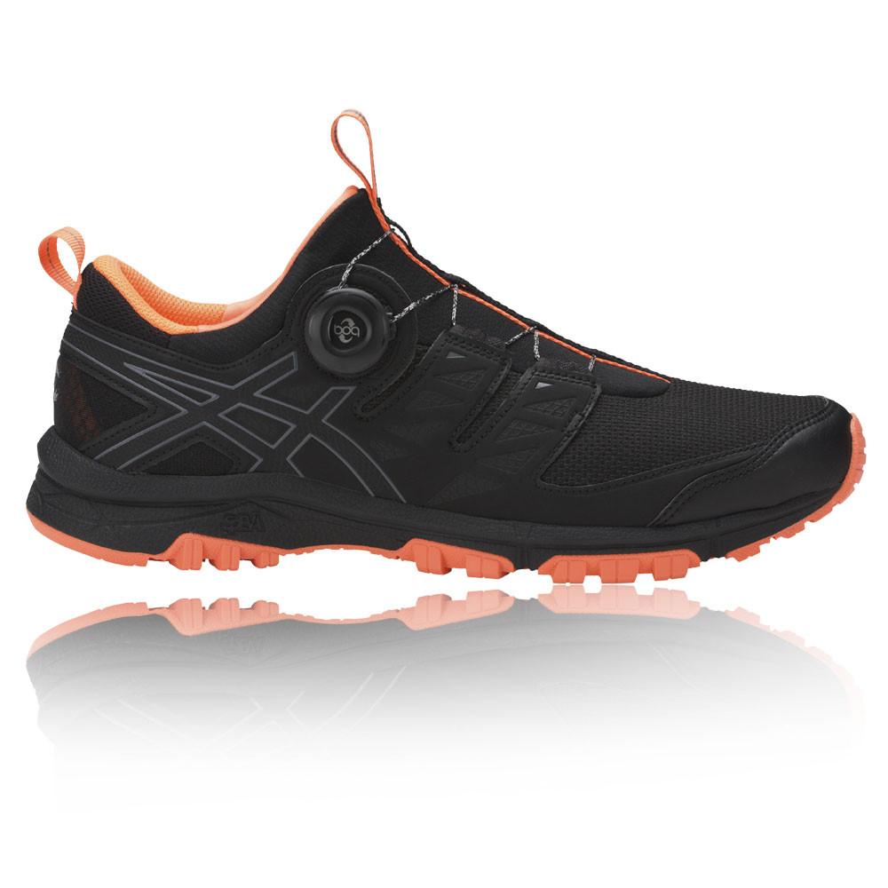 Asics Uomo Nero Gel Fujirado Trail Scarpe Da Corsa Ginnastica Sport Sneakers e0f9213c13a