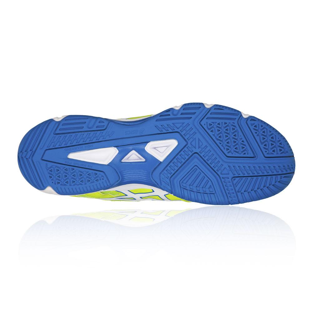 Detalles de Asics Hombre Amarillo Gel Beyond 5 Interior Corte Zapatos Zapatillas Calzado