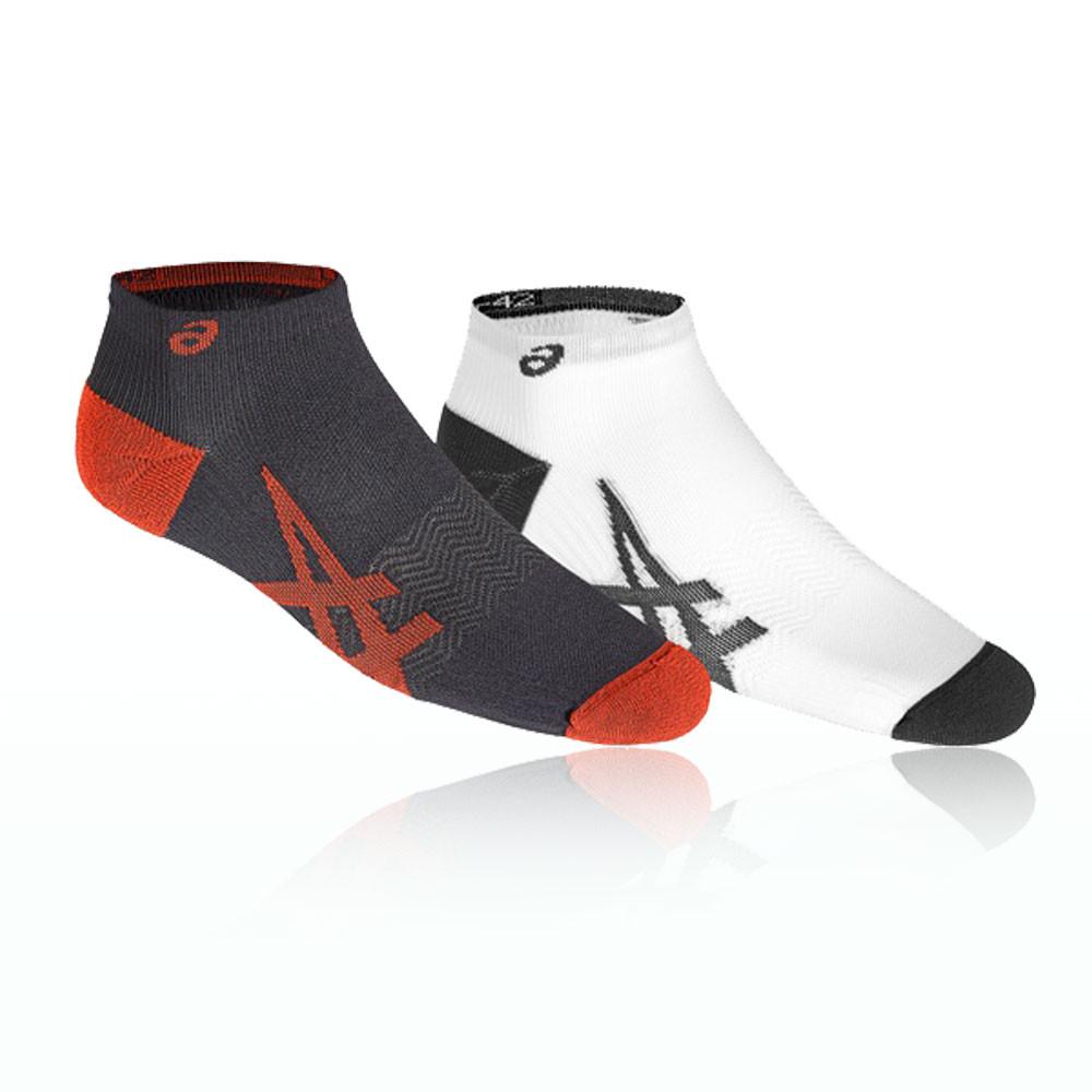 Asics 2 Pack Lightweight Running Socks