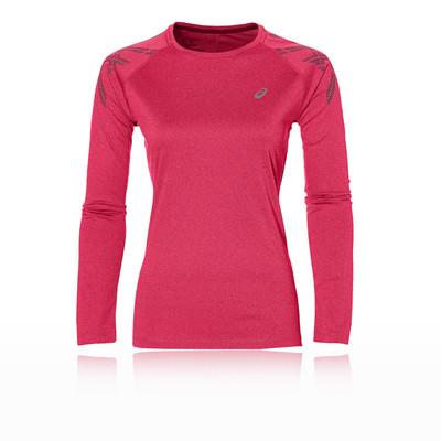 Asics Stripe LS per donna top da corsa