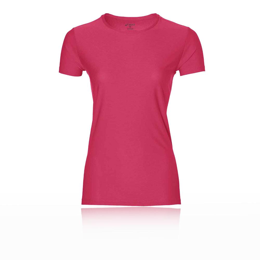 Asics Essentials para mujer SS camiseta de running - AW17
