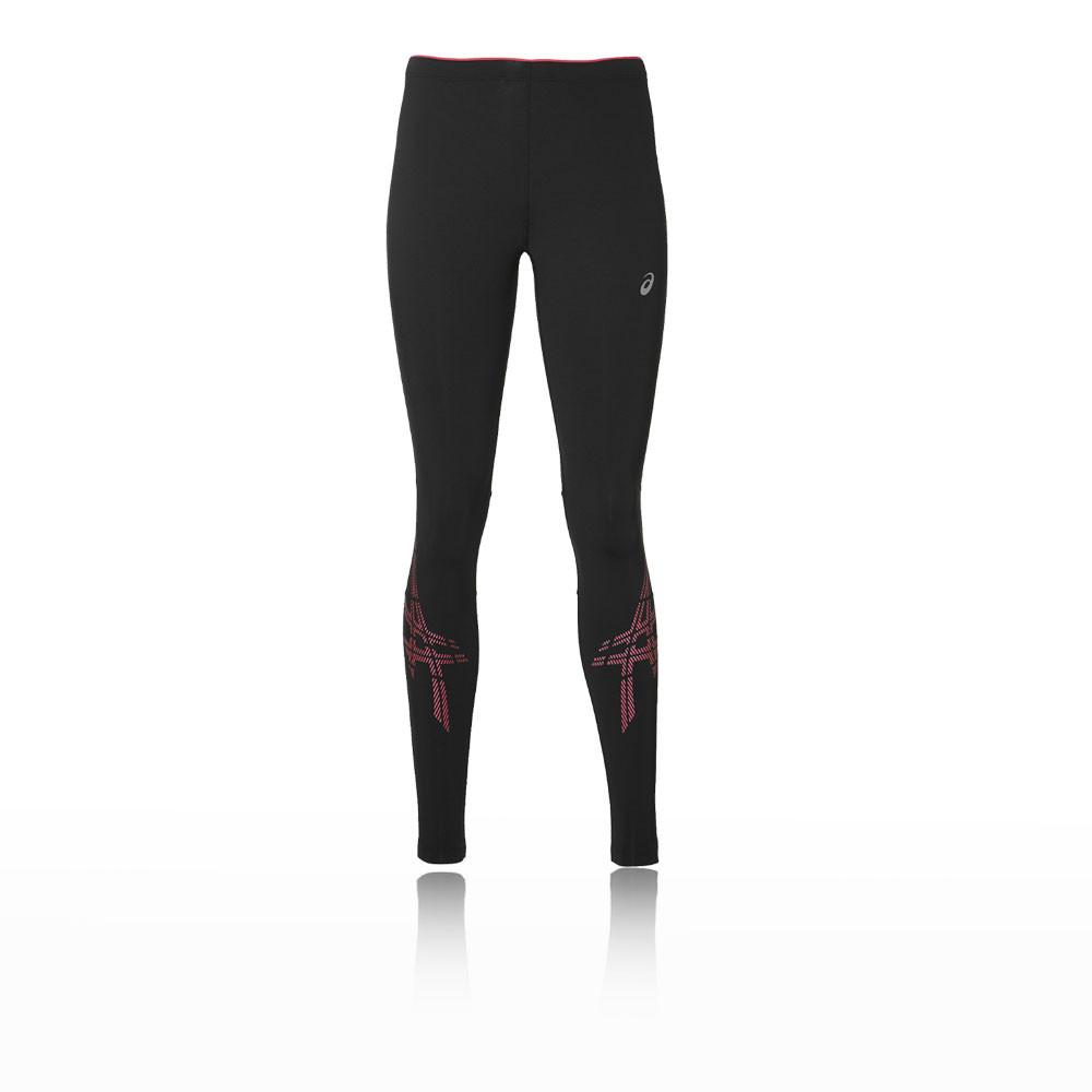 Asics Stripe para mujer mallas de running - AW17