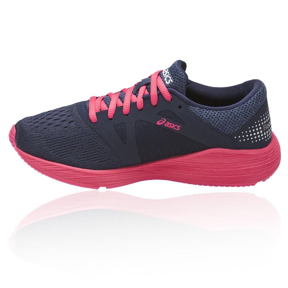 2ed98accd2f22 Asics Routehawk Ff Gs Enfant Bleu Running Chaussures De Sport Baskets