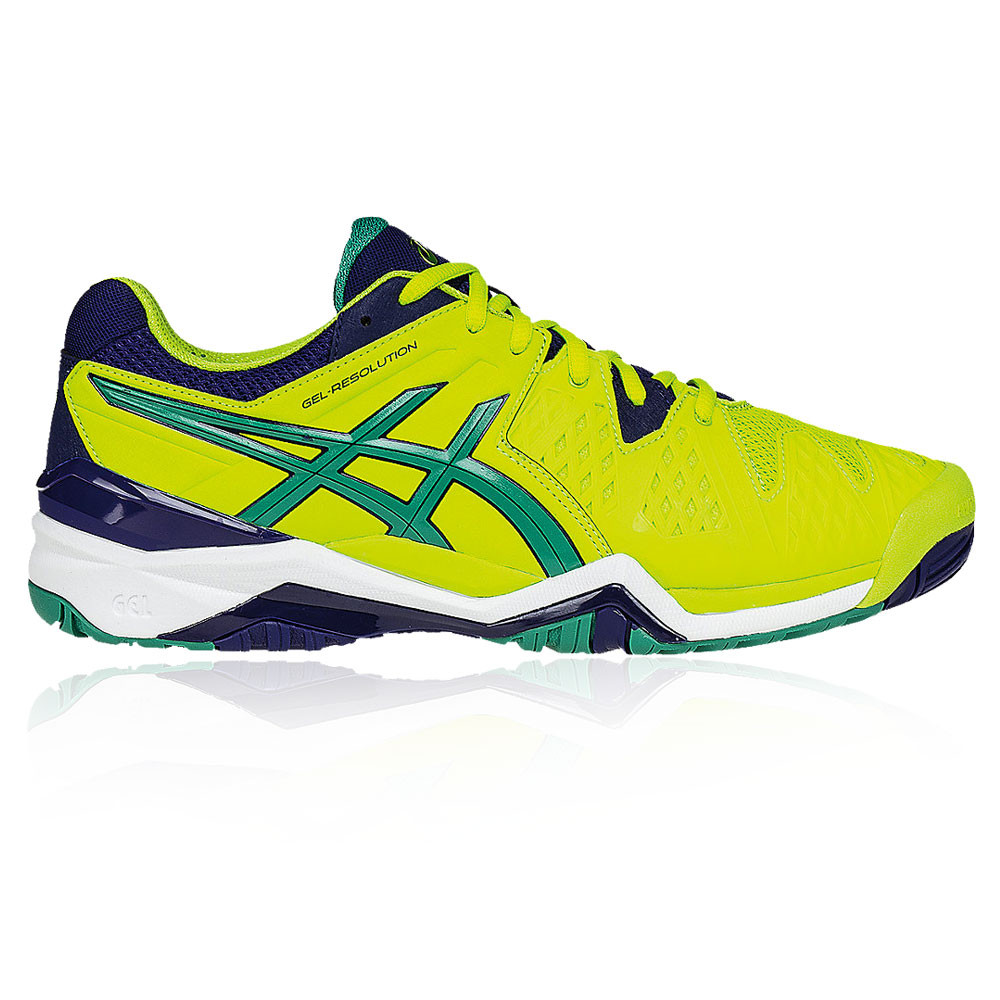 Homme Gel Jaune Tennis Resolution Chaussures Uqu7w5xr4 Asics 6 De nFq5fYx5A4