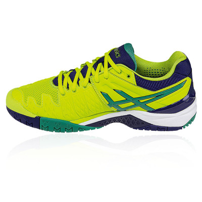 Asics Gel-Resolution 6 zapatillas de tenis