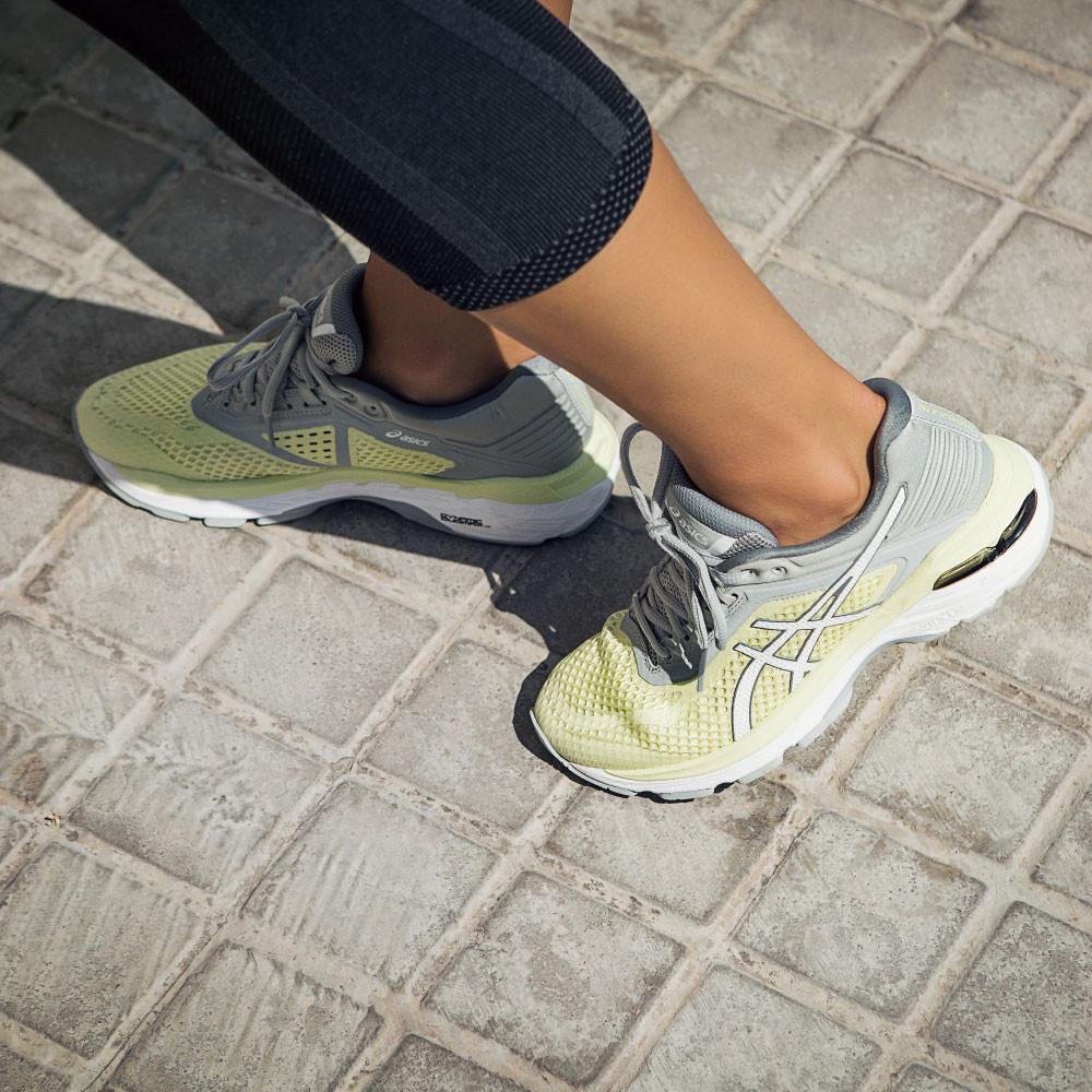 goed uit x professionele verkoop kortingscode Asics GT-2000 6 Women's Running Shoes