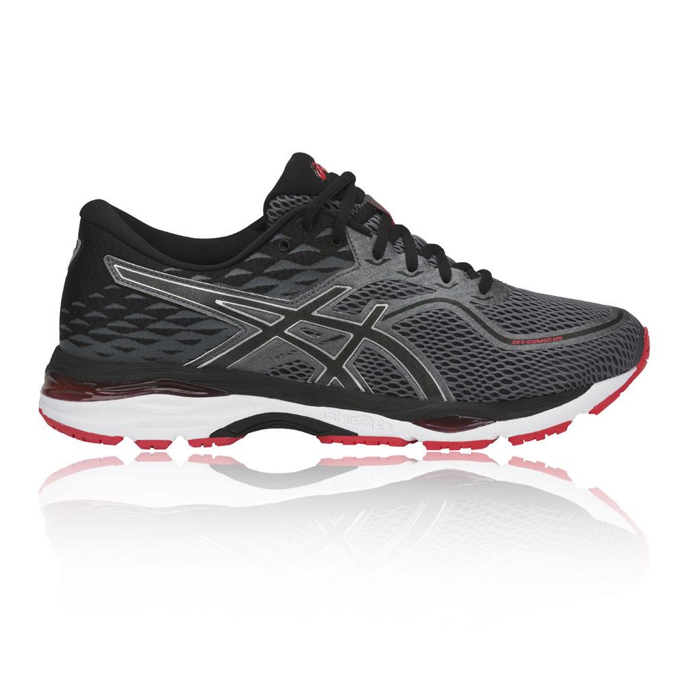 Asics Gel Cumulus 19 Da Uomo Grigio Imbottite Corsa Scarpe da ginnastica scarpe sportive