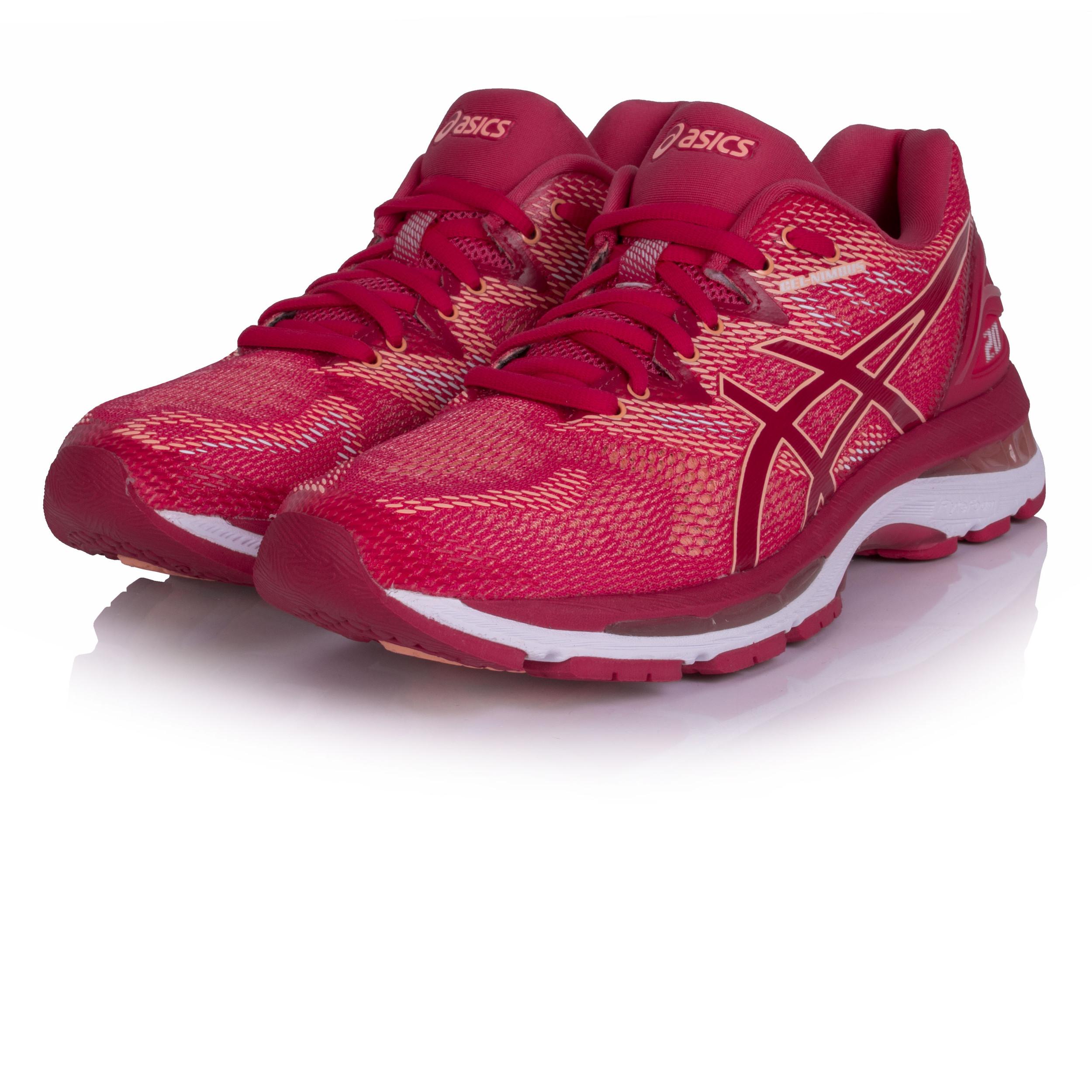 Asics Femme GT-1000 6 Chaussures De Course Baskets Sneakers ROSE SPORT respirant-afficher le titre d'origine