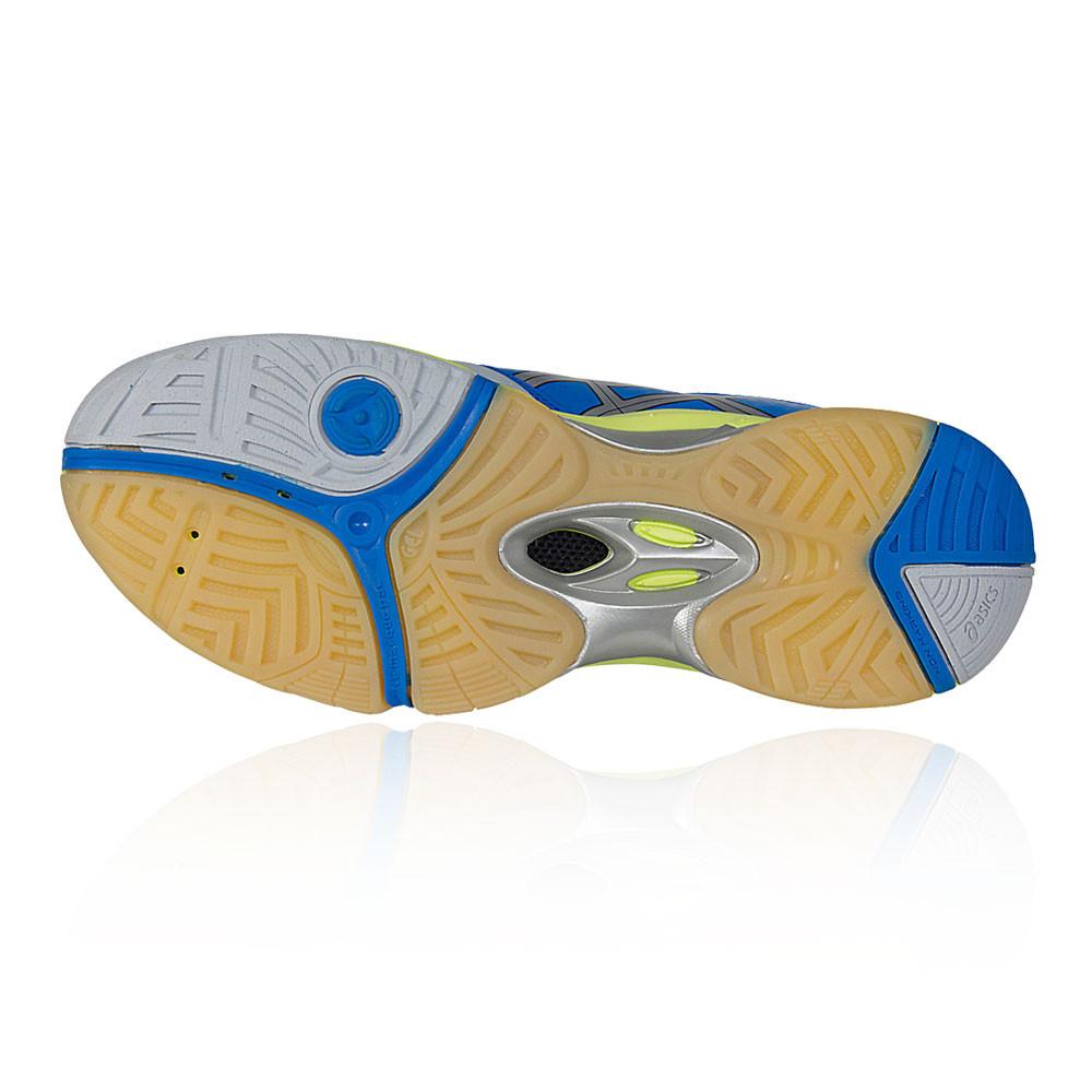 Bleu En Gel Salle 3 Baskets Chaussures Sport Domain Hommes De Asics P7gxUw