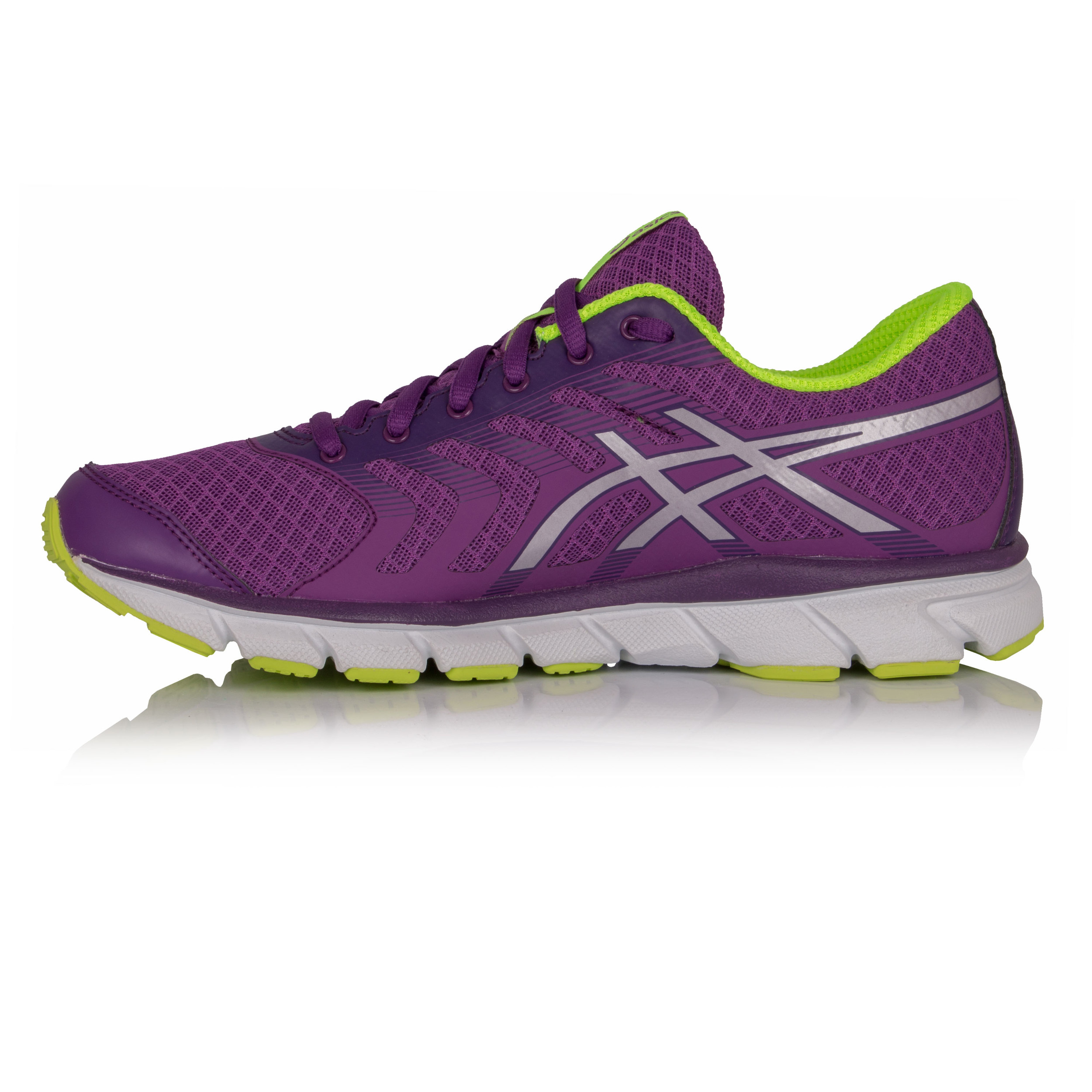 Asics Schuhe Damen Lila Gel-Xalion 3 Laufschuhe Jogging Sport Schuhe Asics Trainingsschuhe Vi 321025