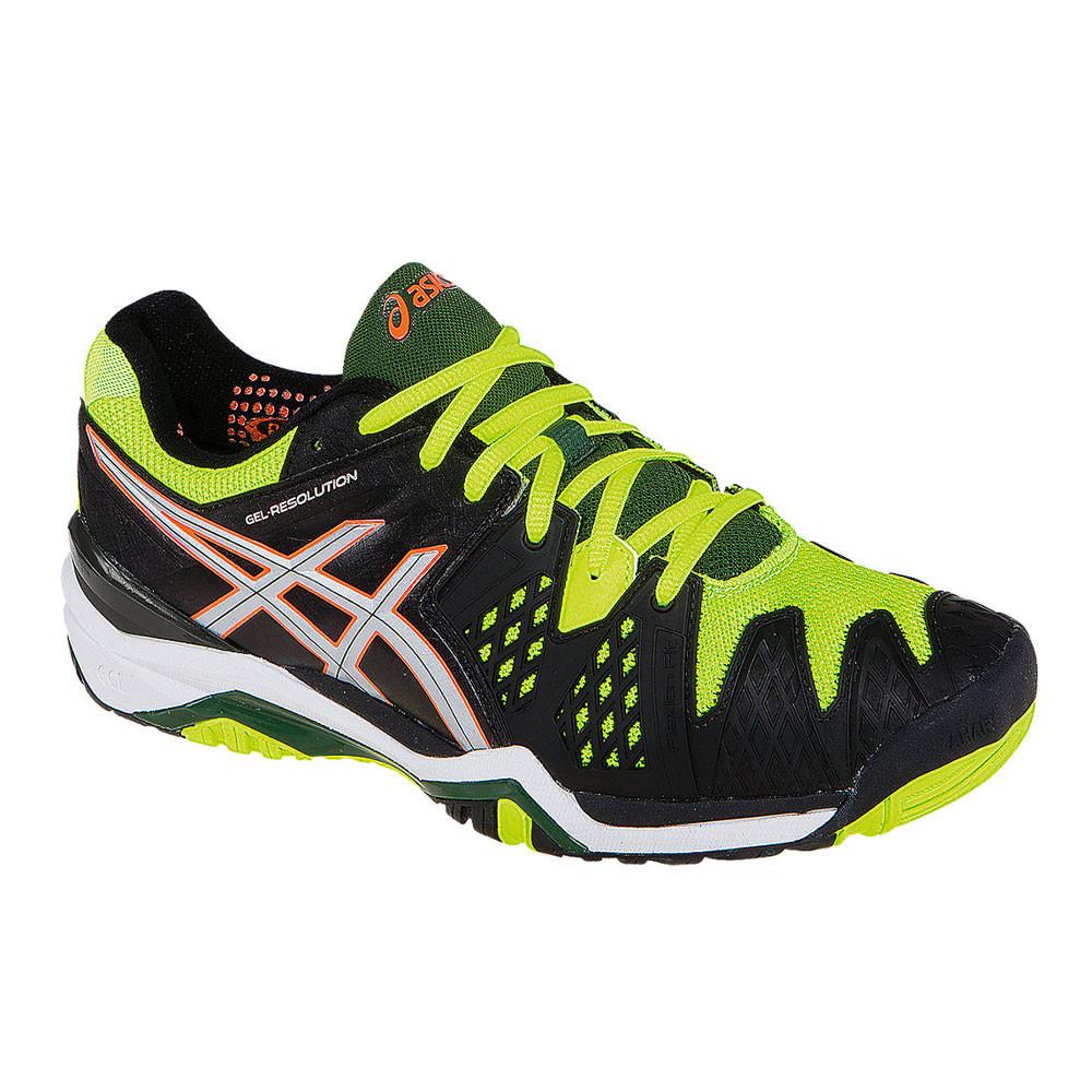 ASICS Gel Resolution 6 Chaussure Sport En Salle 39.5
