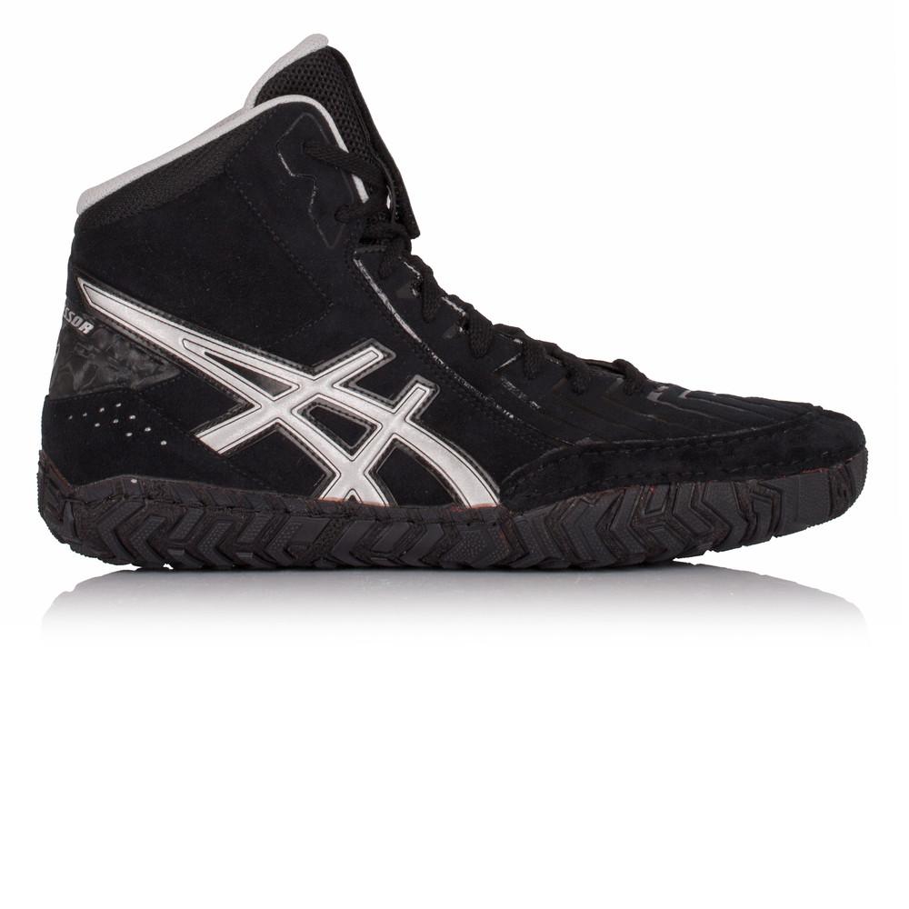 Asics Aggressor 3 Wrestling Shoes - 70% Off | SportsShoes.com