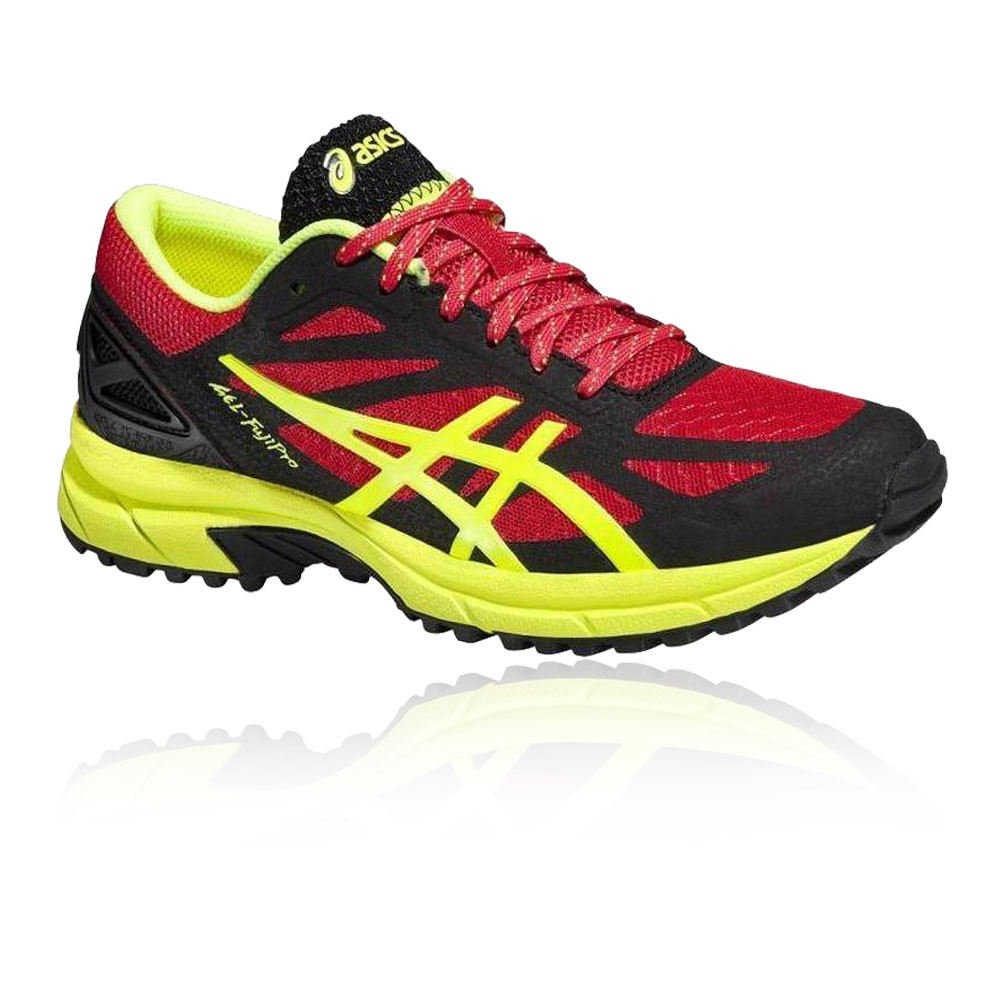 Pro Gel Course Asics Chaussures Femmes Running Fuji Pied À Rouge wqn4ICO