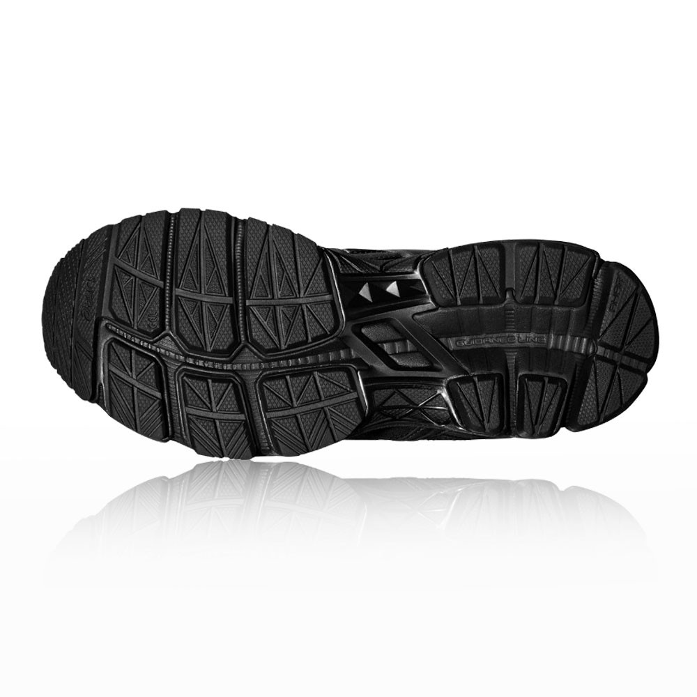 Details zu Asics Damen Schwarz GT Walker Wanderschuhe Trekking Schnürschuhe Outdoor Schuhe